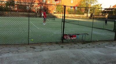Photo of Tennis Court Tenis Club Akademik-83 at Bulgaria