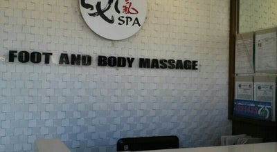 Photo of Spa Qi Spa 氣 at D. Tuazon St.,, Quezon City, Quezon City, Philippines