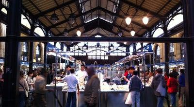 Photo of Market Mercado de Abastos at Calle Parada Y Barreto, Jerez de la Frontera 11402, Spain