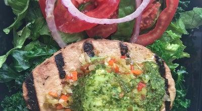Photo of Vegetarian / Vegan Restaurant The Veggie Grill at 1692 Saratoga Ave., San Jose, CA 95129, United States