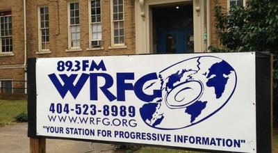 Photo of Radio Station WRFG Radio 89.3FM at 1083 Austin Ave Ne, Atlanta, GA 30307, United States