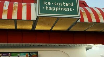 Photo of Ice Cream Shop Rita's Italian ice at 1099 Merritt Blvd, Dundalk, MD 21222, United States