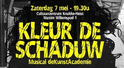 Photo of Concert Hall theaterzaal scharpoord at Belgium