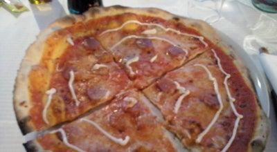 Photo of Italian Restaurant Rotonda Bruscoli at Calata Caio Duilio 92, Pesaro 61121, Italy