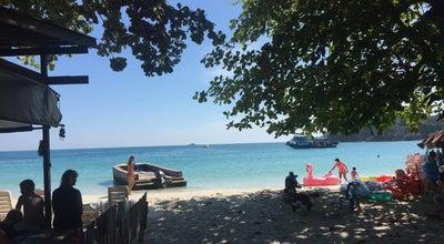 Photo of Beach อ่าววงเดือน (Vong Deuan Beach) at Ko Samet, Rayong 21160, Thailand