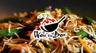 Photo of Asian Restaurant Wok to Box - Asian Gourmet Restaurant at Simonffyu. 1/a, Debrecen 4025, Hungary