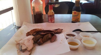 Photo of BBQ Joint Boomtown BBQ at 6385 Calder Ave, Beaumont, TX 77706, United States