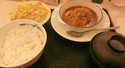 Photo of Diner 松屋 豊田山之手店 at 山之手6-70, 豊田市 471-0833, Japan