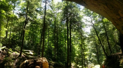 Photo of Park Hocking Hills State Park at Rt 33, Logan, OH, United States