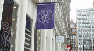 Photo of Cosmetics Shop Bond No 9 at 9 Bond St, New York, NY 10012, United States