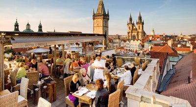 Photo of Italian Restaurant Terasa U Prince at Staroměstské Náměstí 29, Prague 110 00, Czech Republic