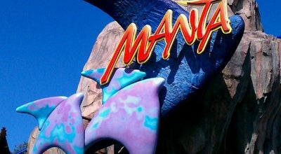 Photo of Theme Park Ride / Attraction Manta at 500 Sea World Dr, San Diego, CA 92109, United States