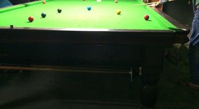 Photo of Pool Hall Snooker Pyramid at Malaysia