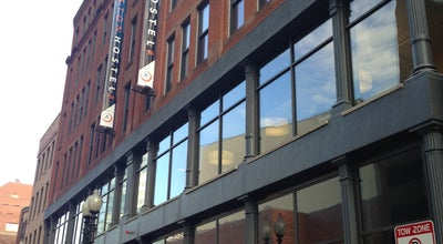 Photo of Hostel Hostelling International Boston at 19 Stuart St, Boston, MA 02116, United States