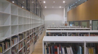 Photo of Library Biblioteca Benjamín Jarnés at Zaragoza 50011, Spain