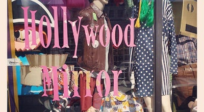 Photo of Thrift / Vintage Store Hollywood Mirror at 812 W Belmont Ave, Chicago, IL 60657, United States