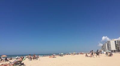 Photo of Beach Playa de la Victoria - Módulo 3 at Spain