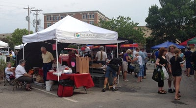 Photo of Farmers Market Lawrence Downtown Farmers Market at 830 New Hampshire St, Lawrence, KS 66044, United States