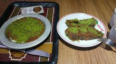 Photo of Dessert Shop SıtkıUsta Kadayıf&Künefe at Turkey