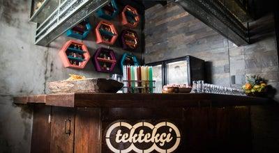 Photo of Cocktail Bar Tektekçi Beyoğlu at Tomtom Mah. Acara Sok. No:2 D:1, Cihangir, Beyoğlu, İstanbul, Turkey