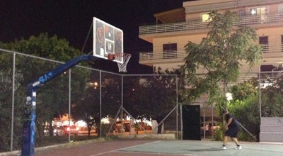 Photo of Basketball Court Αμμιλα at Greece