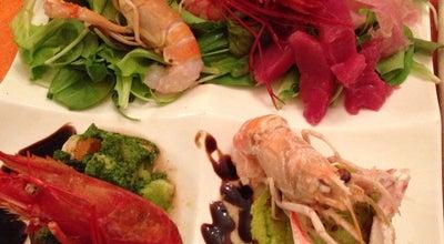 Photo of Mediterranean Restaurant Ristorante Scalvini at Piazza Pontedecimo, Pontedecimo 16164, Italy