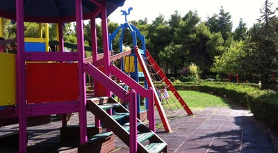 Photo of Playground Kefalari Playground at Mavromichali 39, Kefalari 145 62, Greece