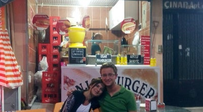 Photo of Burger Joint enjoy burger at Profesör Muammer Aksoy, Turkey