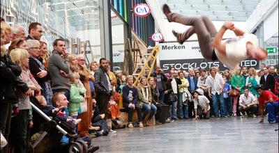 Photo of Mall Hoog Catharijne at Hoog Catharijne, Utrecht 3511 CT, Netherlands