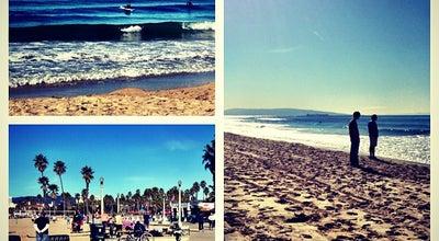 Photo of Beach Santa Monica State Beach at 1432 Palisades Beach Rd, Santa Monica, CA 90402, United States