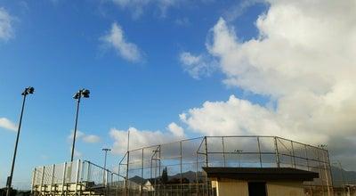 Photo of Baseball Field Isenberg Park at 4500-4588 Noi St, Lihue, HI 96766, United States