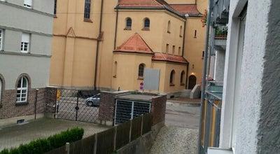 Photo of Church Herz-Jesu Kirche at Giebelstraße, Augsburg, Germany