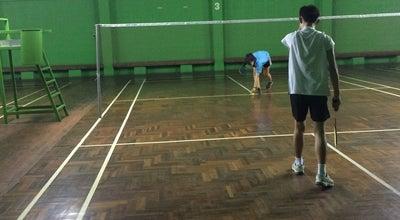 Photo of Tennis Court สนามแบตสัตยา at แถวผดุง, Thailand