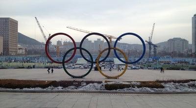 Photo of Playground 奥林匹克广场 Olympics Square at 五四路, 大连, 辽宁, China