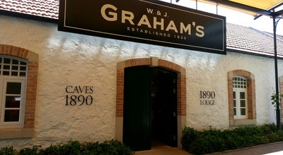 Photo of Winery Graham's Port Lodge at Rua Do Agro 141, Vila Nova de Gaia 4400-281, Portugal