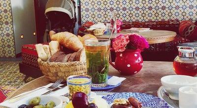 Photo of Moroccan Restaurant Maison Blunt at Gasometerstr. 5, Zürich 8005, Switzerland