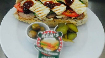 Photo of Breakfast Spot Ken's Sandwich House at Cyprus