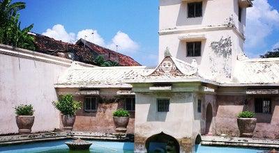 Photo of Historic Site Taman Sari Water Castle at Jalan Taman, Yogyakarta 55133, Indonesia