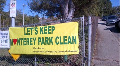 Photo of Park Sunnyslopes Park at 1601 Sunnyslope Dr, Monterey Park, CA 91754, United States