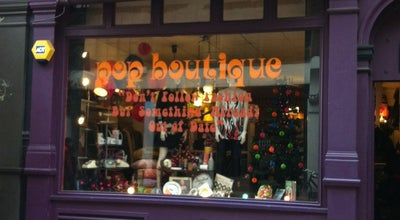 Photo of Boutique Pop Boutique at 6 Monmouth St, London WC2 9HB, United Kingdom