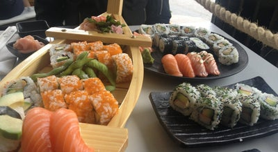 Photo of Sushi Restaurant Sushi'n'Roll at Kapteeninkatu 7, Helsinki 00140, Finland