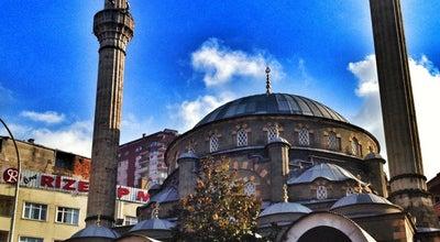 Photo of Mosque Şeyh Camii at Rize Meydan, Rize 53100, Turkey
