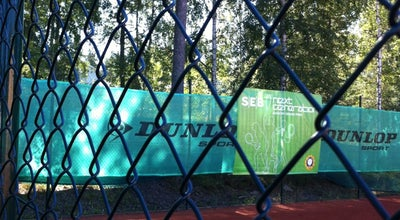 Photo of Tennis Court Kotkan Tennishalli at Mahlamäentie 31 48300, Finland