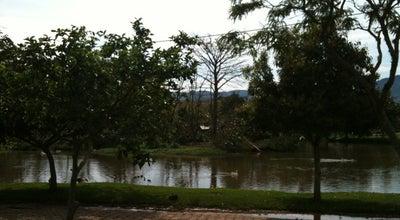 Photo of Lake Laguinho UNIFEI at Av Bps, 1303, Itajubá 37500-000, Brazil