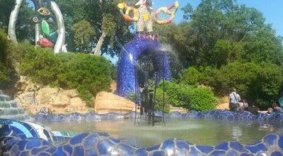Photo of Sculpture Garden Giardino dei Tarocchi at Località Garavicchio, Capalbio 58011, Italy