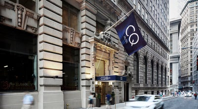 Photo of Hotel Club Quarters Hotel, Wall Street at 52 William St, New York, NY 10005, United States