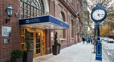 Photo of Hotel Club Quarters Hotel in Philadelphia at 1628 Chestnut St, Philadelphia, PA 19103, United States