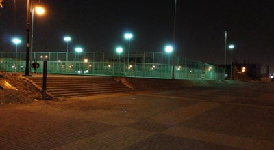 Photo of Trail Mogharrazat Walking Area | ممشى حي المغرزات at Prince Mugrin Ibn Abdulaziz St., Riyadh, Saudi Arabia