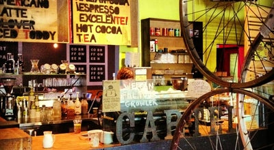 Photo of Cafe Cartel Coffee Lab at 225 W University Dr # 101, Tempe, AZ 85281, United States