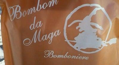 Photo of Chocolate Shop Bombom da Maga at R. Da Matriz, 10, Paraty 23970-000, Brazil